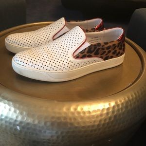 Johnston and Murphy slip on shoes. #1